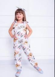 Moda infantil 4, 6 e 8 anos