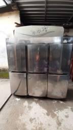 Geladeira Industrial Gelopar - 6 Portas