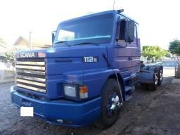 Potente// Scania// 112 6x4 ((1981))