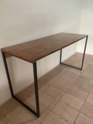 Título do anúncio: Mesa escrivaninha modelo industrial