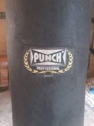 saco de pancada da marca punch profissional