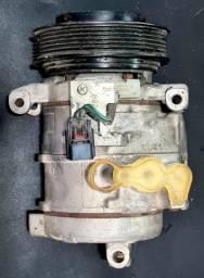Compressor ar condicionado captiva 2.4