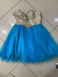 Vestido Festa - baile