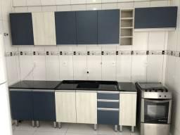 Título do anúncio: Cozinha modulada (planejada ) 100 % mdf + cooktop de brinde