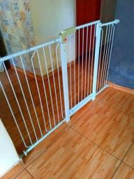 Proteção com portão para seu pet