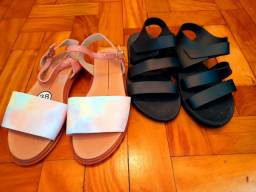 Combo sandálias