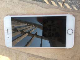 Título do anúncio: Iphone 7 de 32 GB Impecável