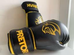 Luva Boxe Muay Thai Pretorian 14 Oz