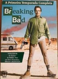 Dvd Breaking Bad - Coleção Completa/6 Temporadas/21 Discos