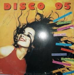 Disco 95 - House Mixto Disco Vinil Anos 90