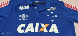 Camisa do Cruzeiro Oficial Zagueiro Léo