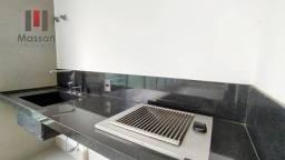 Apartamento com 4 dormitórios à venda, 195 m² por R$ 1.699.000,00 - Centro - Juiz de Fora/
