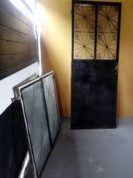 Porta e janela