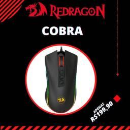 Mouse Gamer Redragon Cobra