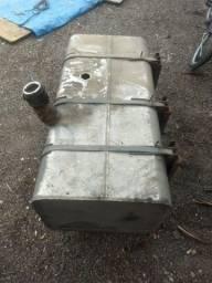 Tanque combustível inox 340lts