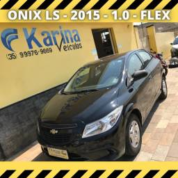 Onix Ls - 2015 - 1.0 - Flex
