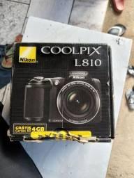 Vendo câmera profissional Nikon