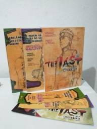 Naruto the last + Shikamaru + Kakashi Novels