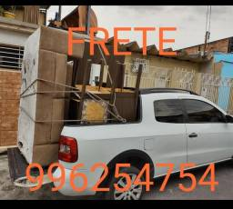 Título do anúncio: Frete frete Rapidão Manaus