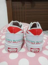Tênis Vans David Bowie