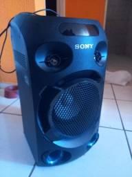 Título do anúncio: Caixa de som Sony