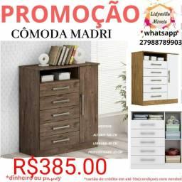 Cômoda Madri