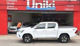 Hilux 2019 Promoção Manual Diesel 4X4 DUPLA