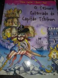 O Tesouro Enterrado do Capitão Tchibum