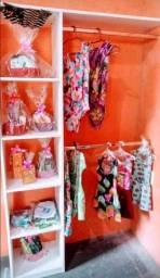 Closet maravilhoso em MDF