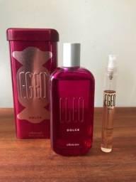 Perfume Egeo Dolce 90ml+brinde egeo red