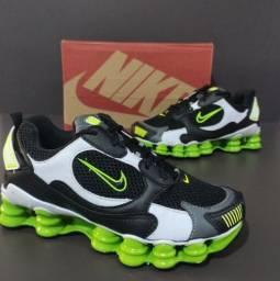 Nike shoks 12 molas top