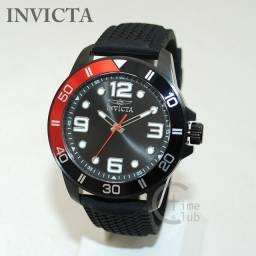 Relógio Invicta Pro Diver 21852 Preto Quartz Ótimo Estado