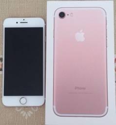 iphone 7 32gb rose seminovo