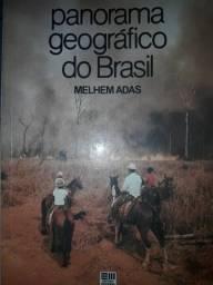 Panorama geográfico do Brasil