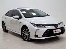 Título do anúncio: Corolla Altis Premium Hybrid 1.8 Flex Aut. | Apenas 10mil kms + Único dono!