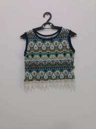 Vendo Lindas blusas de vários modelos pouco usadas