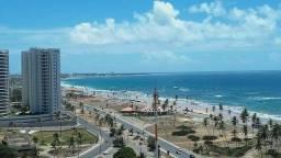 2 quartos no Condomínio Felice Pituaçú vista mar varandão oportunidade