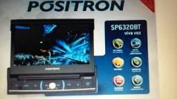 Dvd pósitron sp6320bt novo na caixa