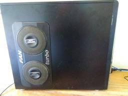 Gabinete Gamer com fonte WS-750W - Sem uma tampa