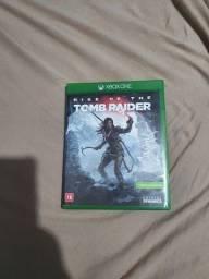 Título do anúncio: Jogo Rise of the Tomb Raider