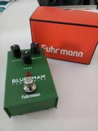 Pedal Bluesman Tube Drive Fuhrmann