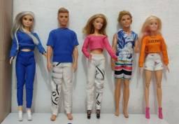Título do anúncio: Roupinhas para barbie