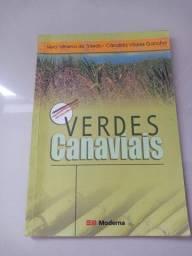 Livro Verdes Canaviais