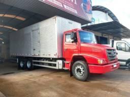 Título do anúncio: Caminhão truck Mercedes Benz Atron 2324, ano 2012