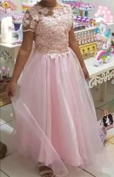Vendo lindo vestido de festa infantil