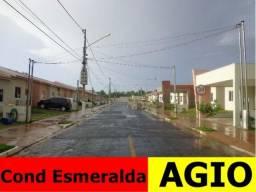 Condomínio Esmeralda Casa de 2 Qtos Ágio Contrato Gaveta