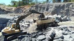 Vendo pedreira - Aparecida de Goiânia-GO em operação