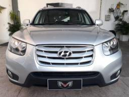 Hyundai Santa Fe 3.5 Mpfi GLS V6 2010/2011 Prata - 2011