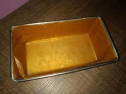 Papel pra formas de bolo e cuca/padaria confeitaria