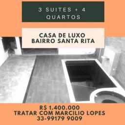 Duplex de Luxo Santa Rita